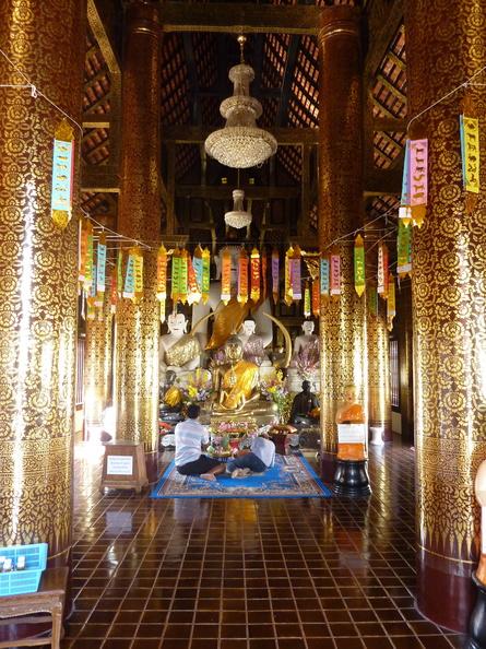 Balade dans Chiang Mai et Bo sang (1/2)