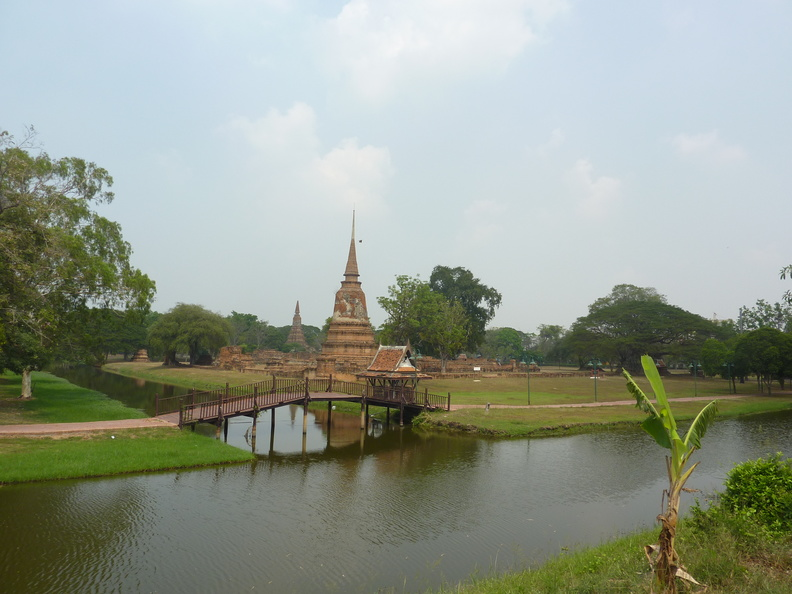 Premières impressions d'Ayutthaya
